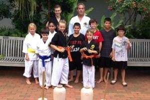 Shima Dojo Summer Camp 2013 Session I